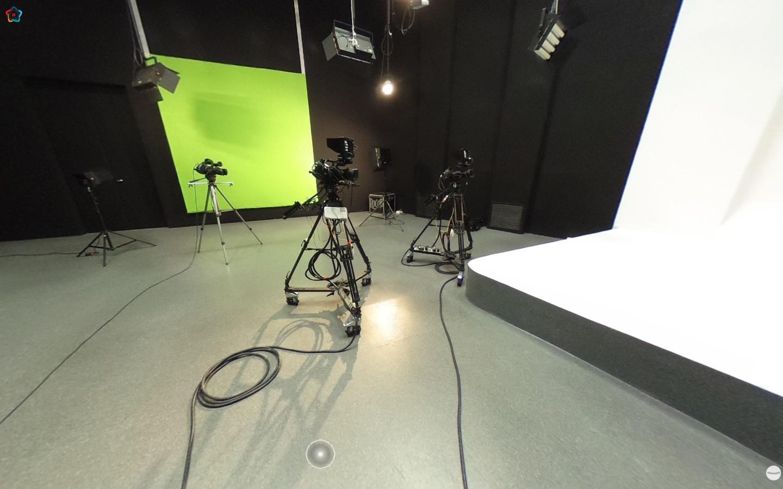 Rocoto - Estudio de televisión