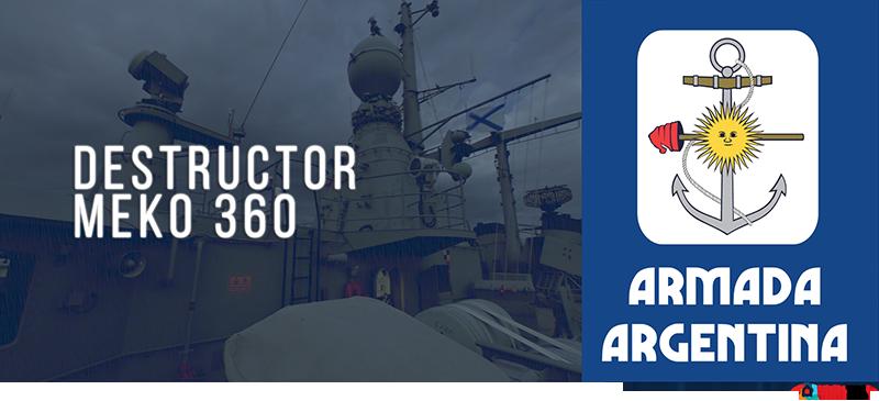 Destructor MEKO 360